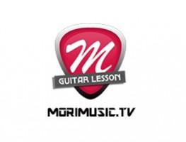 ギターレッスンサイトロゴデザイン